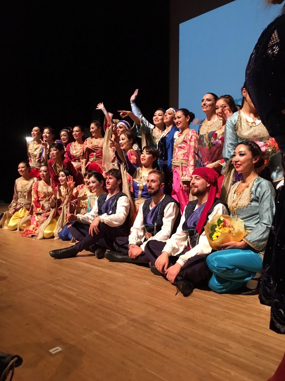 トルコ民族舞踊Hoppa東京