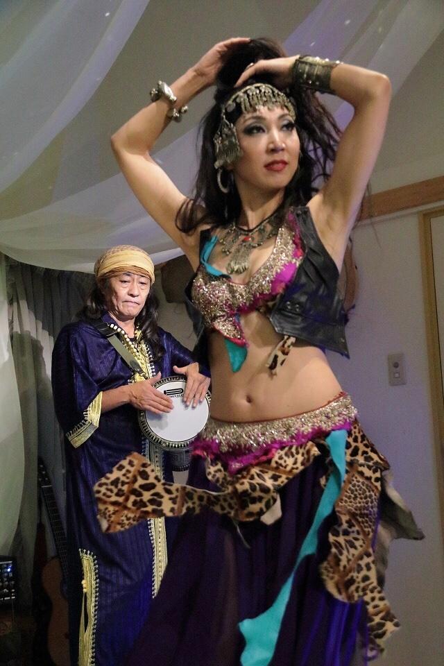 国境なき民族音楽団シャルキロマとベリーダンス